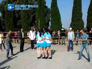 【天台县】机关运动会跳绳比赛项目
