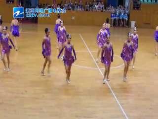 【永嘉县】健身排舞比赛于9月在上塘举行