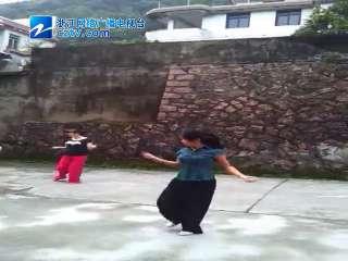 【瓯海区】潘桥街道岷中村健身舞