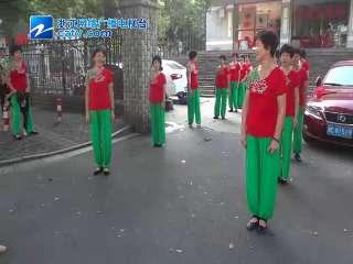 【瓯海区】景山街道广播操比赛