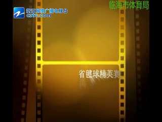 【临海市】2014年浙江省毽球精英赛