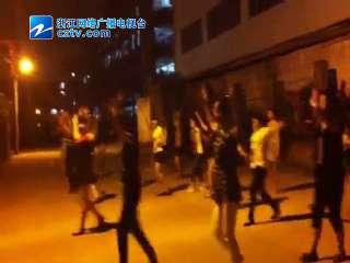 【瓯海区】潘桥街道河西村健身舞