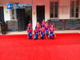 【拱墅区】塘河新村社区组织排舞队参加重阳节活动