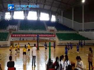 【平湖市】2014中学生排球比赛(王海明)