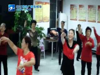 【拱墅区】小河社区健身队举办经络操展示活动