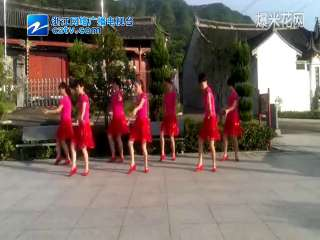 【瓯海区】丽岙街道广场舞《火辣辣的情》