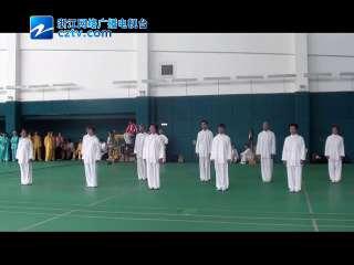 【拱墅区】明真宫社区健身气功队获得区健身气功比赛团体第四名