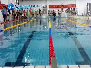 【西湖区】翠苑街道全民健身运动会游泳比赛
