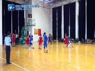 【平湖市】2014中学生篮球比赛