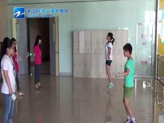 【德清县】青少年跳绳比赛