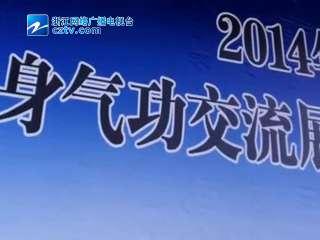 【温州市】2014年全国百城健身气功交流展示活动温州瑞安大会