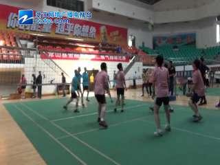 【常山县】县金融系统乒乓球比赛