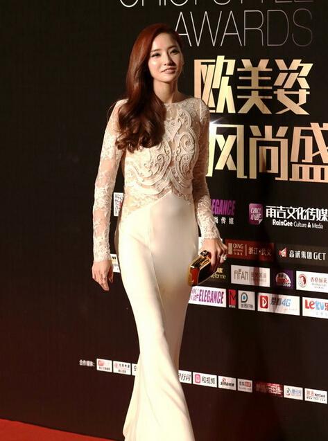 林志玲透视美腿优雅迷人图片图片