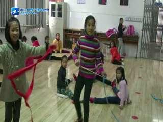 【柯城区】新华幼儿园多变的呼啦圈