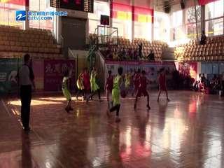 【庆元县】浙江省第八届中学生篮球联赛丽水赛区比赛在庆元