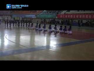 【柯城区】教工幼儿园参观省第四届足球节