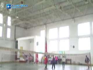 【柯城区】巨化一小羽毛球训练活动