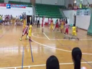 【柯城区】浙江省阳光体育小学生篮球赛
