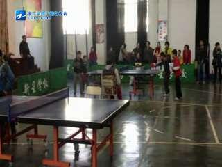 【柯城区】石梁中学参加区乒乓球比赛