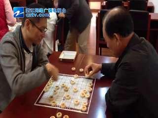 【拱墅区】湖墅街道珠儿潭社区社工象棋比赛
