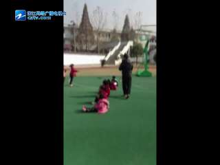 【柯城区】沟溪小学二年级跳绳比赛