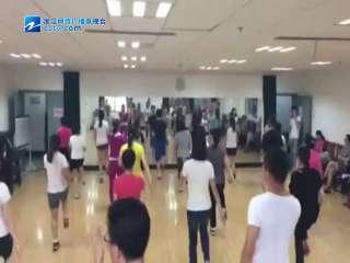【拱墅区】康桥街道开展健身舞培训活动