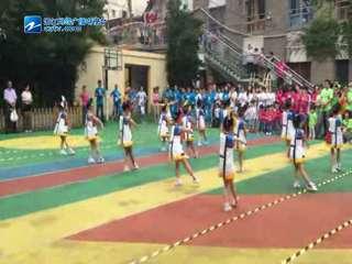 【柯城区】新华幼儿园幼儿排舞展示