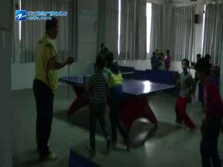 【柯城区】巨化一小乒乓球训练活动