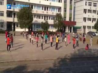 【柯城区】华墅小学队跳绳比赛