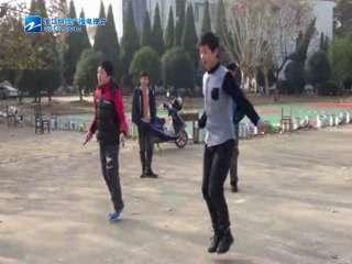 【柯城区】石梁中学跳绳比赛
