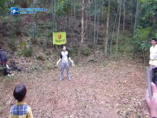 【瑞安市】国颂武术馆在民间小路武术展示