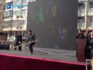 【瑞安市】振兴武术俱乐部成立暨武术表演活动