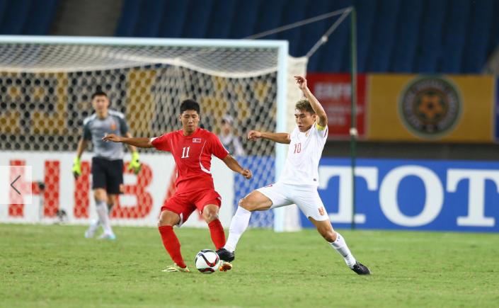 【东亚杯】国足2-0胜朝鲜
