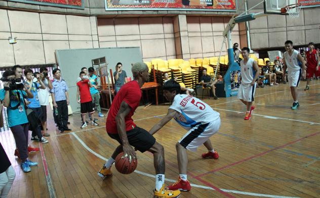【NBA】希尔中国行泉州站