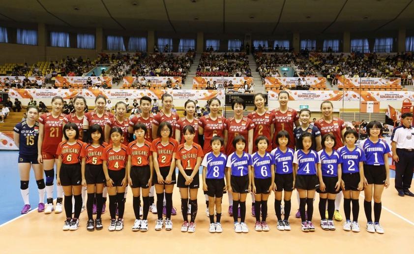 【女排】世界杯 中国半主力3-0轻取两连胜
