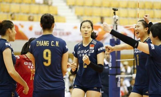 【世界杯】中国女排3-0阿根廷