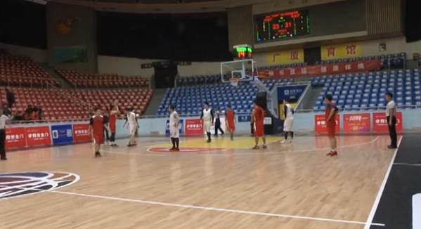 【篮球】业余比赛打出了CBA规格