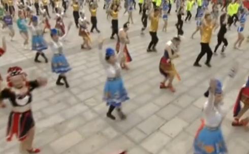 【新闻大直播】全国排舞推广基地
