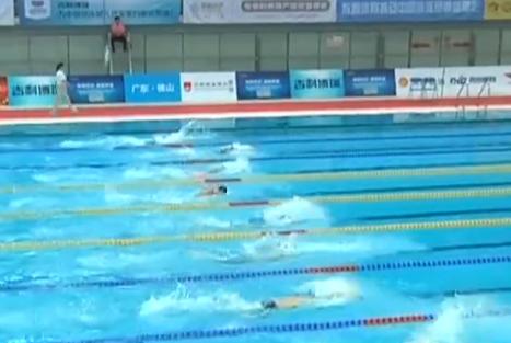 【新闻大直播】游泳冠军赛:男子400混汪顺轻松夺魁