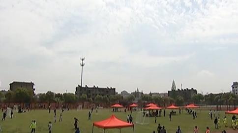 【新闻大直播】全省青少年校园足球嘉兴市联赛近日开赛