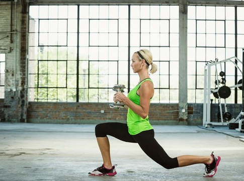 【健身】加强腿部运动5大益处