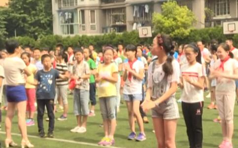 【乒乓球】奥运小明星进校园