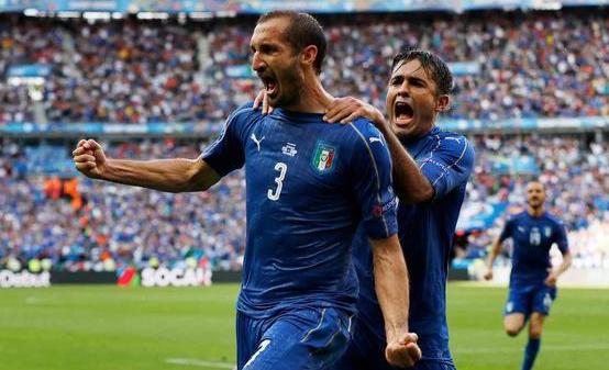 【欧洲杯】意大利2-0西班牙