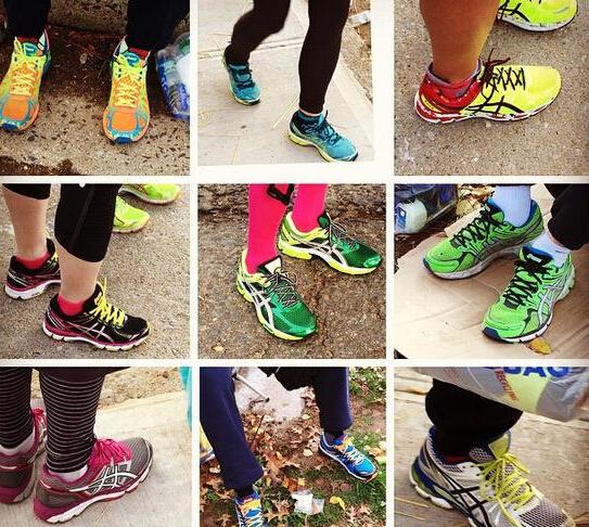 【跑步】选错鞋子易造成膝盖损伤