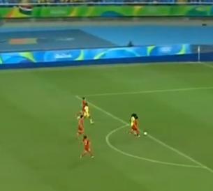 女足——中国2比0力克南非 惊艳吊射引轰动