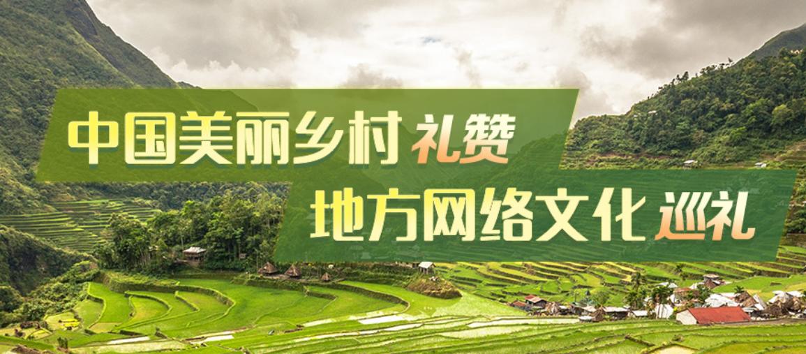 中國美麗鄉鎮禮贊 地方網絡文化巡禮