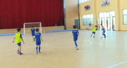 【足球】嵊州剡溪小学足球的发展