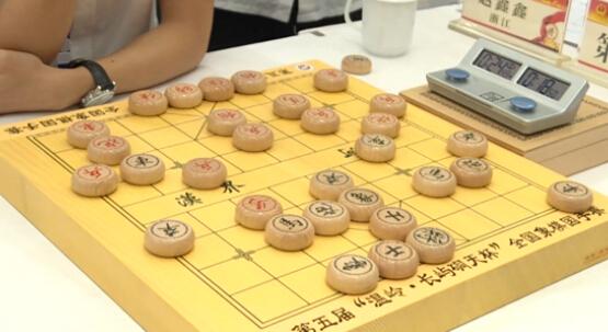 【围棋】全国象棋国手赛温岭开赛