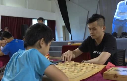 【象棋】别样擂台赛展现温岭风采
