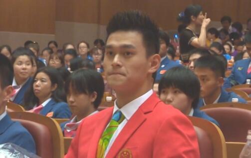 【奥运会】欢迎浙江奥运和残奥健儿凯旋暨庆功表彰大会举行